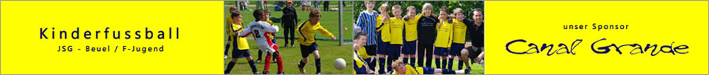 kinderfussball